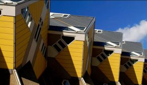 Top 5 reasons to visit Rotterdam - Cube Houses