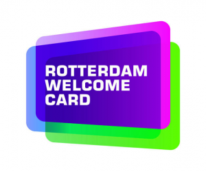 The Rotterdam Welcome Card makes travellling on public transport easier for tourists.